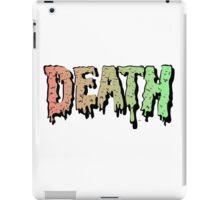 Death - Graffiti. Mashup Hip Hop song. iPad Case/Skin