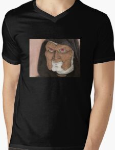 To Shanshu in L.A. - Vocah - Angel Mens V-Neck T-Shirt