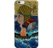 Weary Voyage iPhone Case/Skin