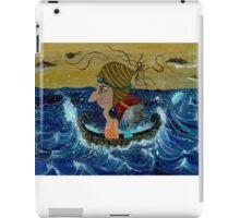 Weary Voyage iPad Case/Skin