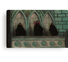 Judgement - The Tribunal - Angel Canvas Print