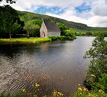 Gougane Barra by Michael Walsh