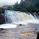 Aasleagh Falls by Michael Walsh