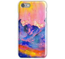 cobbler sunset iPhone Case/Skin