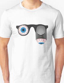 Pop-Out Eye Glasses T-Shirt