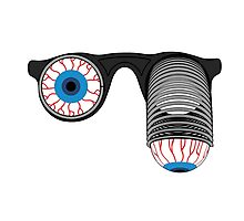 Pop-Out Eye Glasses Photographic Print