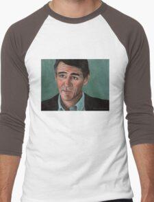 Untouched - Mr. Chaulk - Angel Men's Baseball ¾ T-Shirt