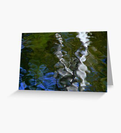 Blur Greeting Card