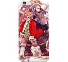 There and back again - 2 iPhone Case/Skin