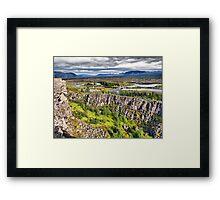 Across Iceland Framed Print