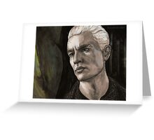 The Yoko Factor - Spike - BtVS Greeting Card
