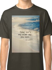 Lewis Carroll Today Classic T-Shirt