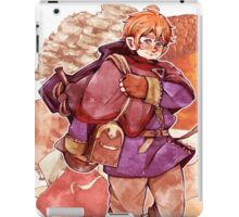 There and back again - 5 iPad Case/Skin