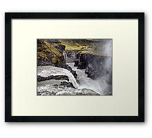 Hvítá River (Árnessýsla), Iceland  Framed Print