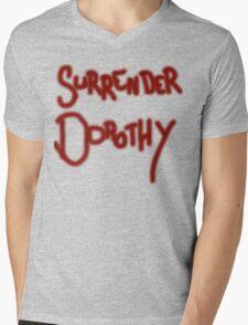 Surrender, Dorothy! Mens V-Neck T-Shirt