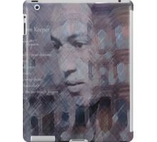 Langston Hughes: The Dream Keeper iPad Case/Skin