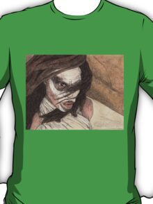 Restless - First Slayer - BtVS T-Shirt