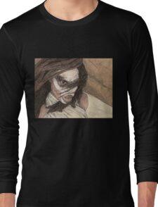 Restless - First Slayer - BtVS Long Sleeve T-Shirt
