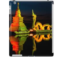 Dragon and Temple iPad Case/Skin