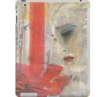 Sybil in New York (oil) iPad Case/Skin