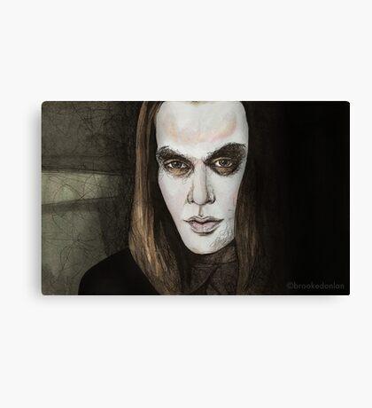 Buffy Vs. Dracula - Dracula - BtVS Canvas Print