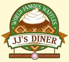 JJ's Diner by DoodleHeadDee