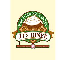 JJ's Diner Photographic Print