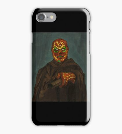 The Replacement - Toth - BtVS iPhone Case/Skin