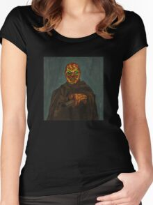 The Replacement - Toth - BtVS Women's Fitted Scoop T-Shirt