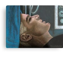Out of my Mind - Spike - BtVS Metal Print