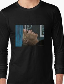 Out of my Mind - Spike - BtVS Long Sleeve T-Shirt