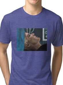 Out of my Mind - Spike - BtVS Tri-blend T-Shirt