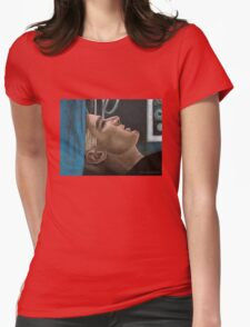Out of my Mind - Spike - BtVS Womens Fitted T-Shirt