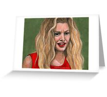 No Place Like Home - Glory - BtVS Greeting Card