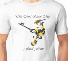 Kingdom Hearts: This isn't even my final form Unisex T-Shirt