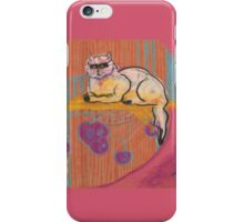 Pool Cat iPhone Case/Skin