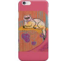 Pool Cat iPhone Case/Skin