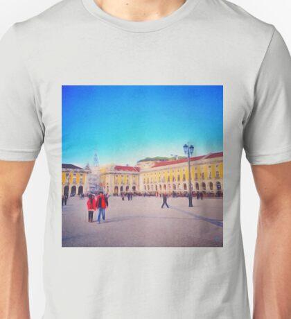 Lisboa - Baixa III Unisex T-Shirt