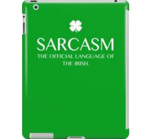 Proud Irish? iPad Case/Skin