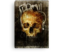End of Youth Canvas Print