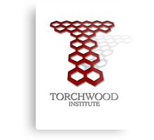 Torchwood Institute Metal Print