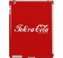 Tok'ra Cola iPad Case/Skin