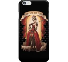 God Save The Quinn iPhone Case/Skin