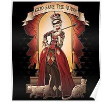 God Save The Quinn Poster