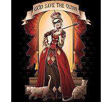 God Save The Quinn Photographic Print