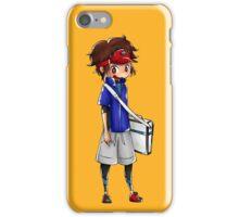 Chibi Nate (Pokemon Black 2 and White 2) iPhone Case/Skin