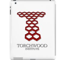 Torchwood Institute iPad Case/Skin