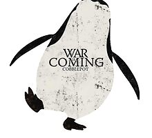 War is coming by markosfm