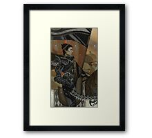 Cassandra Tarot Framed Print