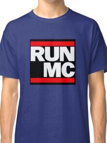 RUN MC - Alternative version Classic T-Shirt